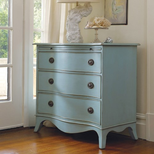 Harker's Island Serpertine Chest