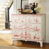 Avon Decorated Chest - Large