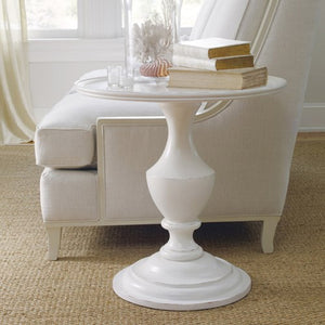 Somerset Bay Madeira End Table - Lavender Fields