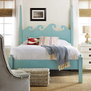 Somerset Bay North Shore Headboard Only - Lavender Fields