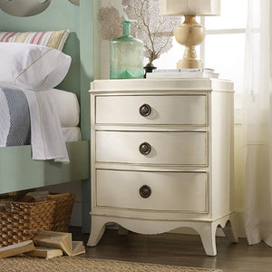 Somerset Bay Melbourne Bedside Chest - Express Ship - Lavender Fields