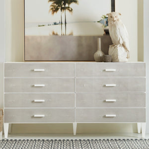Somerset Bay Transitions Shagreen Dresser - Lavender Fields