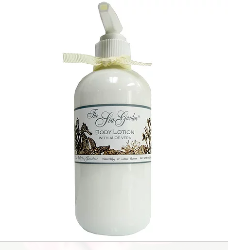 The Sea Garden Body Lotion - Lavender Fields