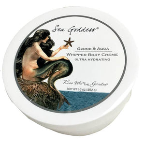Sea Goddess Whipped Body Crème