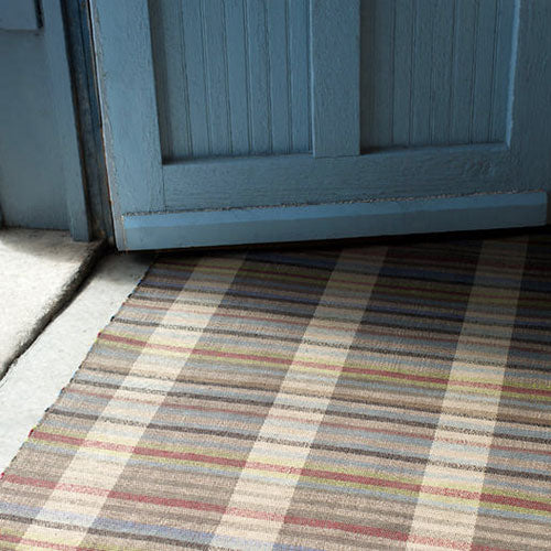 Dash and Albert Swedish Rag Indoor/Outdoor Rug