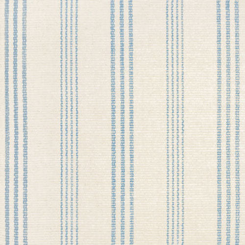 Dash and Albert Swedish Stripe Woven Cotton Rug - Lavender Fields