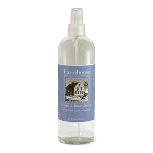 All-Natural Lavender Room & Linen Freshening Spray - Lavender Fields