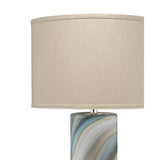 Jamie Young Terrene Table Lamp - Lavender Fields