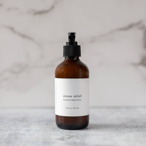 Roote Botanical Body Lotion - Stress Relief - Lavender Fields