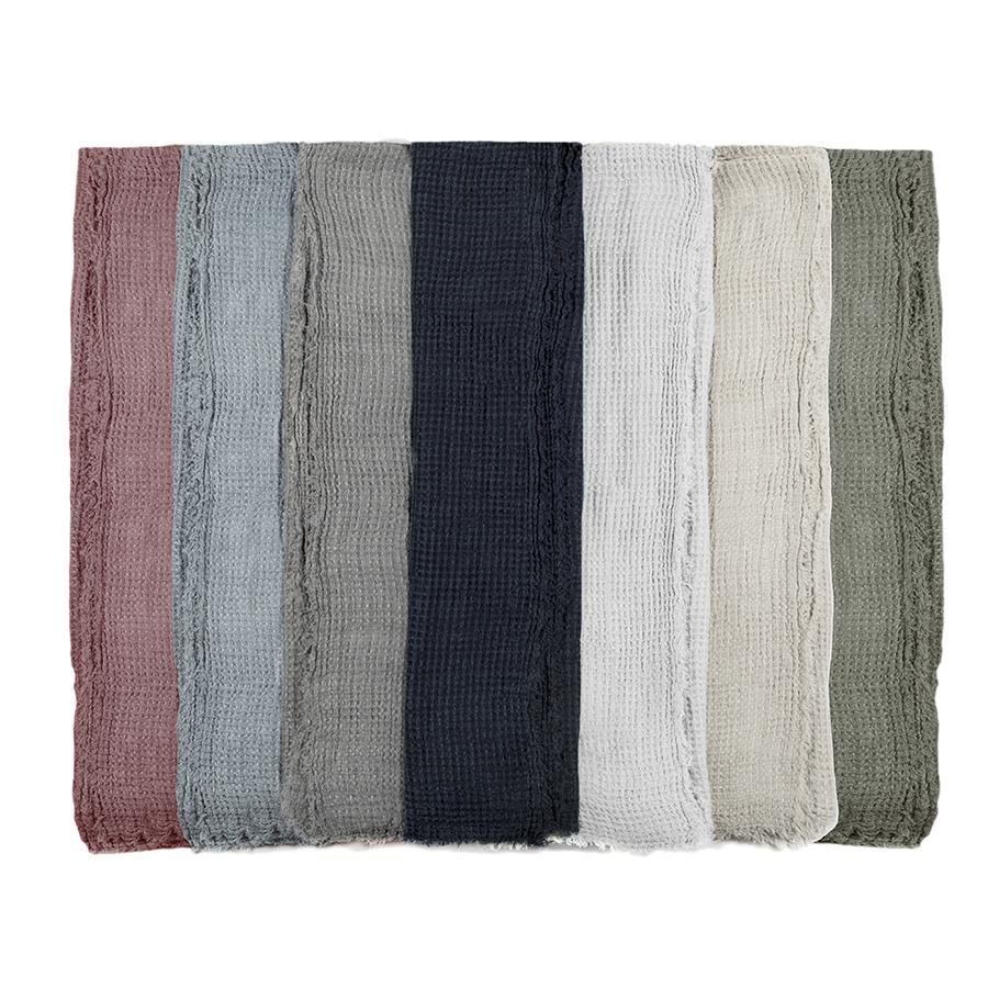 Pom Pom at Home Venice Oversized Throw - Taupe