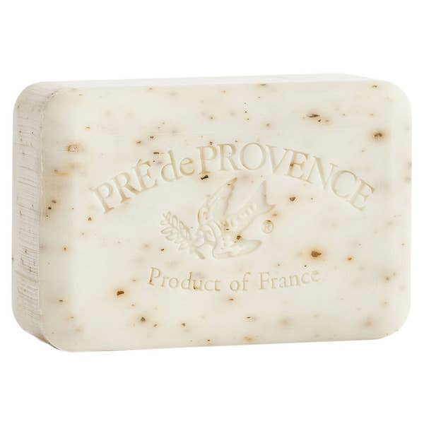 Pré de Provence Shea Enriched French Soap Bar - White Gardenia Soap Bar 250g - Lavender Fields