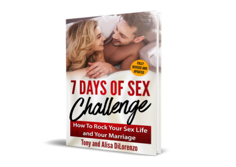 7 Days of Sex Challenge (2nd Edition)