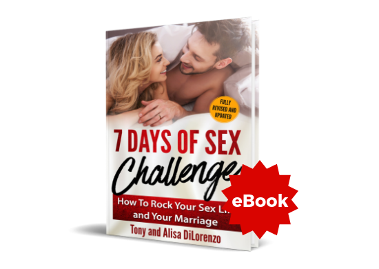 7 Days of Sex Challenge (2nd Edition) - eBook