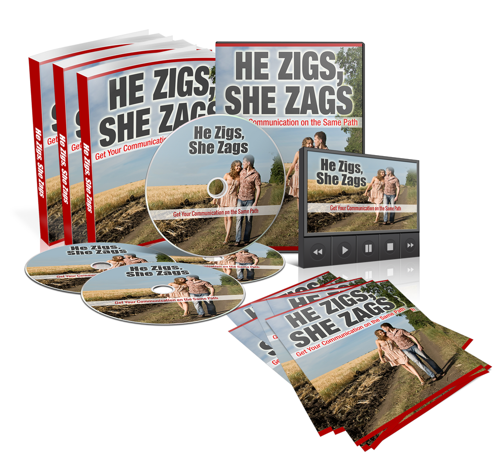 He Zigs, She Zags: Get Your Communication on the Same Path