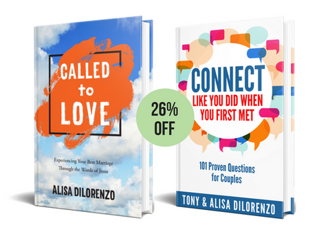 Called to Love AND Connect Like You Did Book Bundle