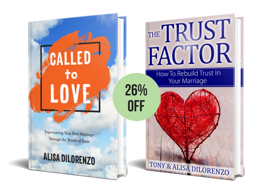 Called to Love AND The Trust Factor Book Bundle