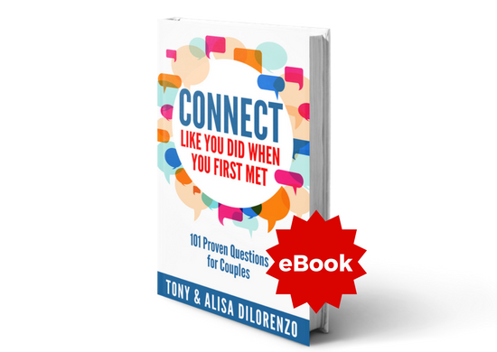Connect Like You Did When You First Met: 101 Proven Questions for Couples - eBook