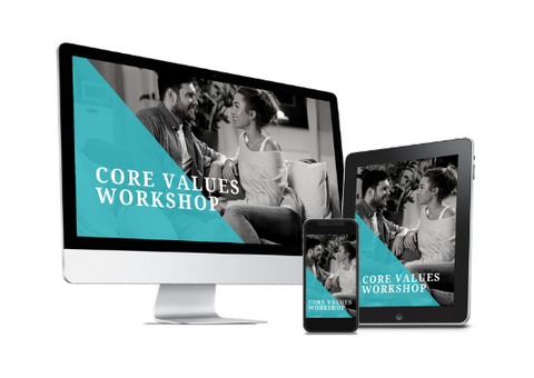 Core Values Workshop - Digital Download