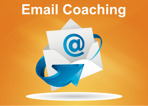 Email Coaching - One Question Only
