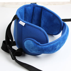 Child Car Seat Head And Neck Pillows , Support Comfortable Safe Sleep Soft Cushion - MyEKLEKTIK