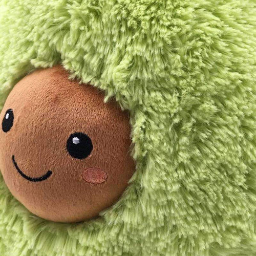 Avocado Fruits Plush Plant Toys Kawaii Cartoon Cute Stuffed Doll Cushion Boys Girls Anti Stress Cushion Pillow - MyEKLEKTIK