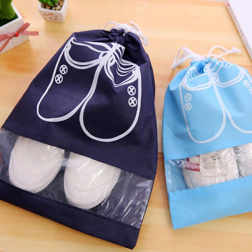 2 Sizes Waterproof Shoes Bag - MyEKLEKTIK