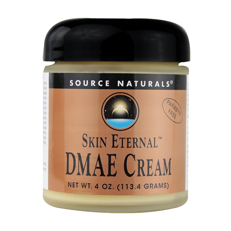 Source Naturals Skin Eternal™ DMAE Cream