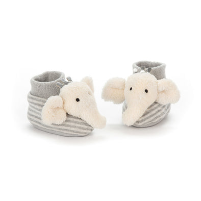 Alfie Elephant Booties
