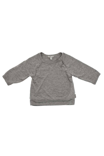 Avery Top Grey