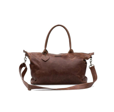 The Classic Baby Bag Brown