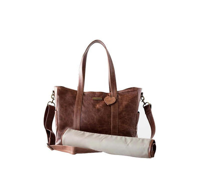 The Luxury Baby Bag Brown
