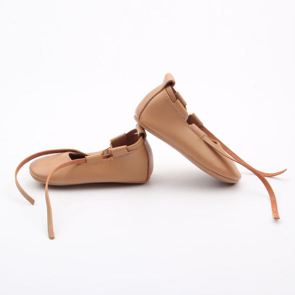 Chelsea Ballerina Soft Sole - Tan