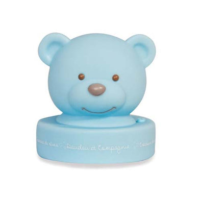 Bear Nightlight Blue