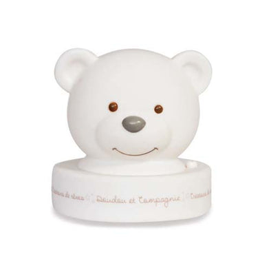 Bear Nightlight White