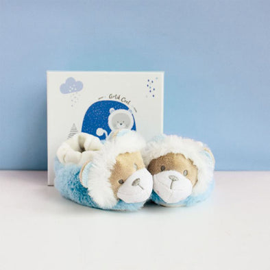 Articool Lion Chime Booties