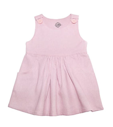 Dusty Pink Pinafore
