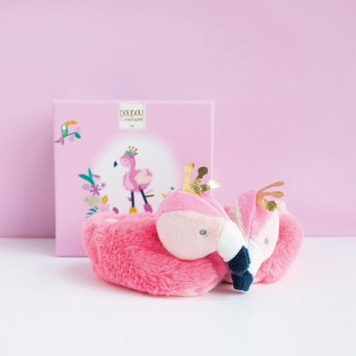Tropicool Flamingo Booties