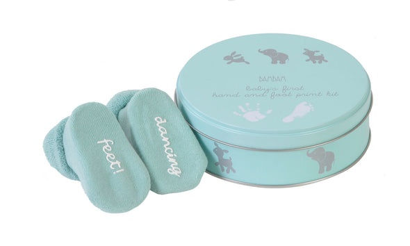 Giftbox Lagoon Plaster with Socks