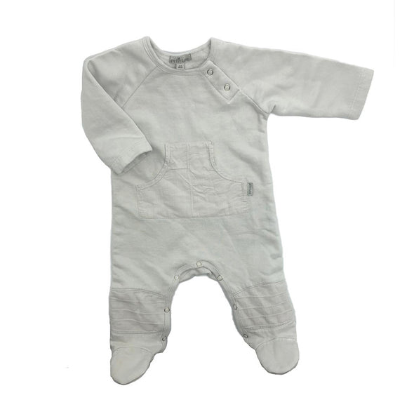 Lorax Winter Babygrow - Grey