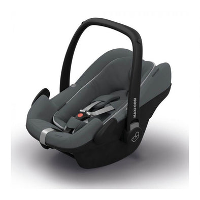 Maxi Cosi Pebble Plus - Graphite on Grey
