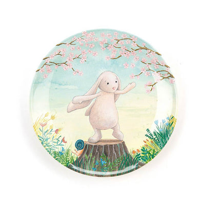 Melamine Plate - My Friend Bunny