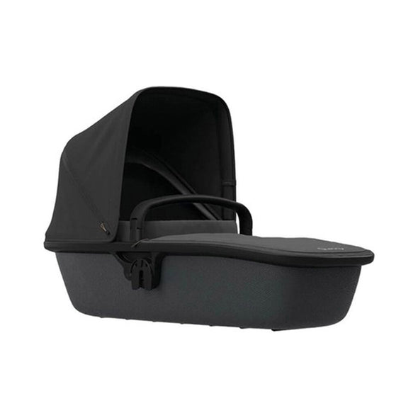 Quinny Zapp Lux Carrycot - Black on Graphite