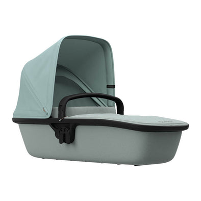 Quinny Zapp Lux Carrycot - Grey on Grey