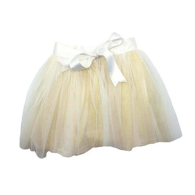 Sophia Sparkle Tutu - Gold SET