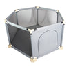 Sienna Playpen - Grey