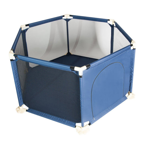 Sienna Playpen - Navy