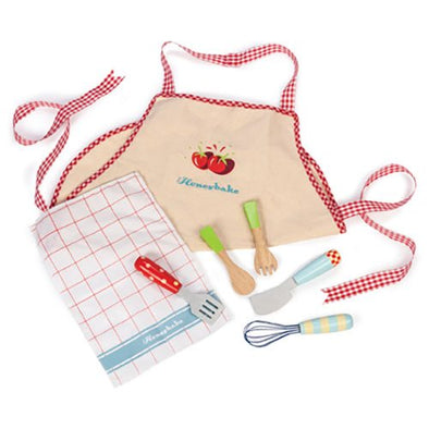 Apron and Utensil Set