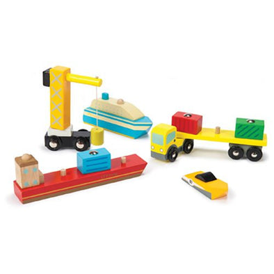 Dock and Harbour Playset