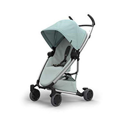 Quinny Zapp Flex Plus Stroller - Frost on Grey