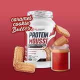 RED DRAGON PROTEIN MOUSSE